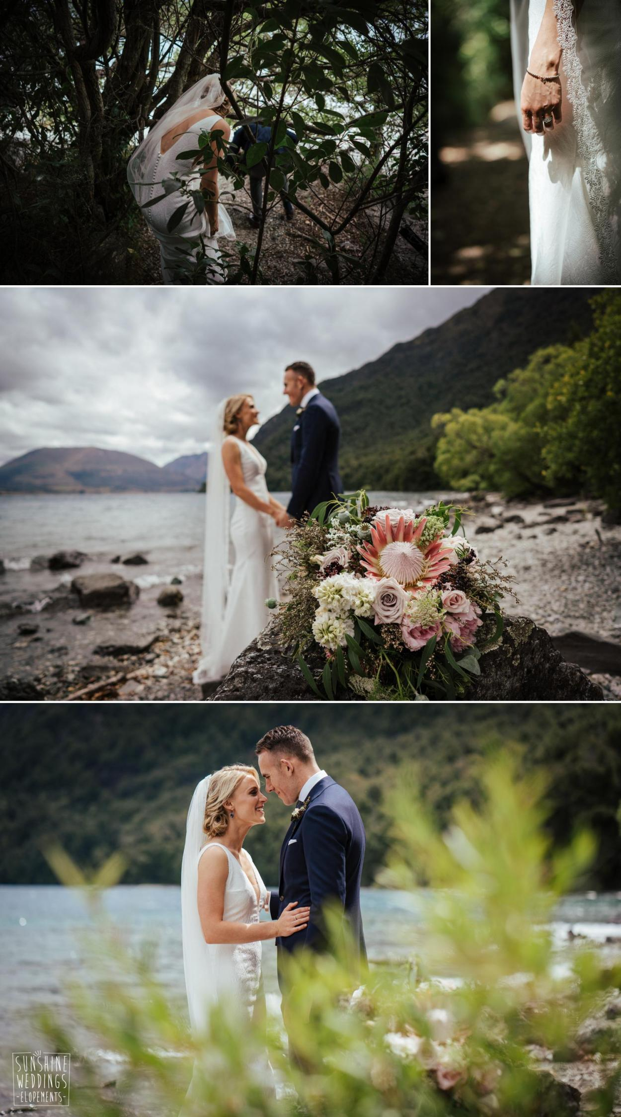 Bobs cove wedding