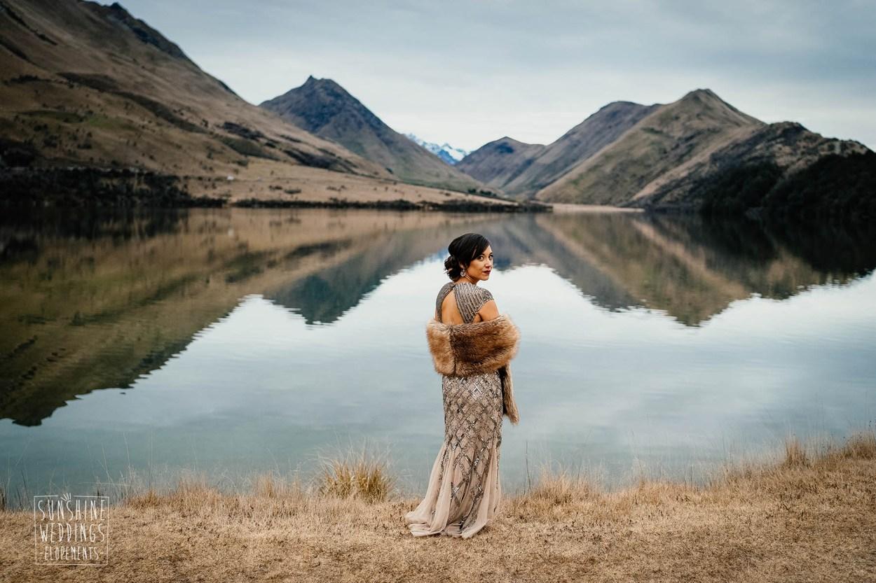 Moke Lake wedding planner