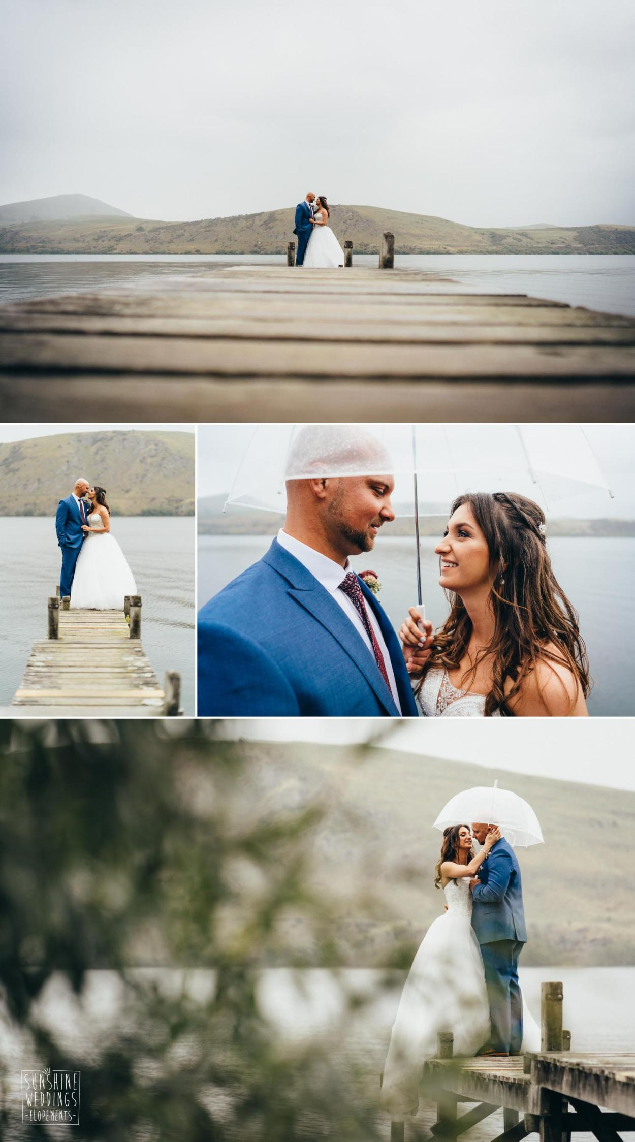 Queenstown wedding planenr