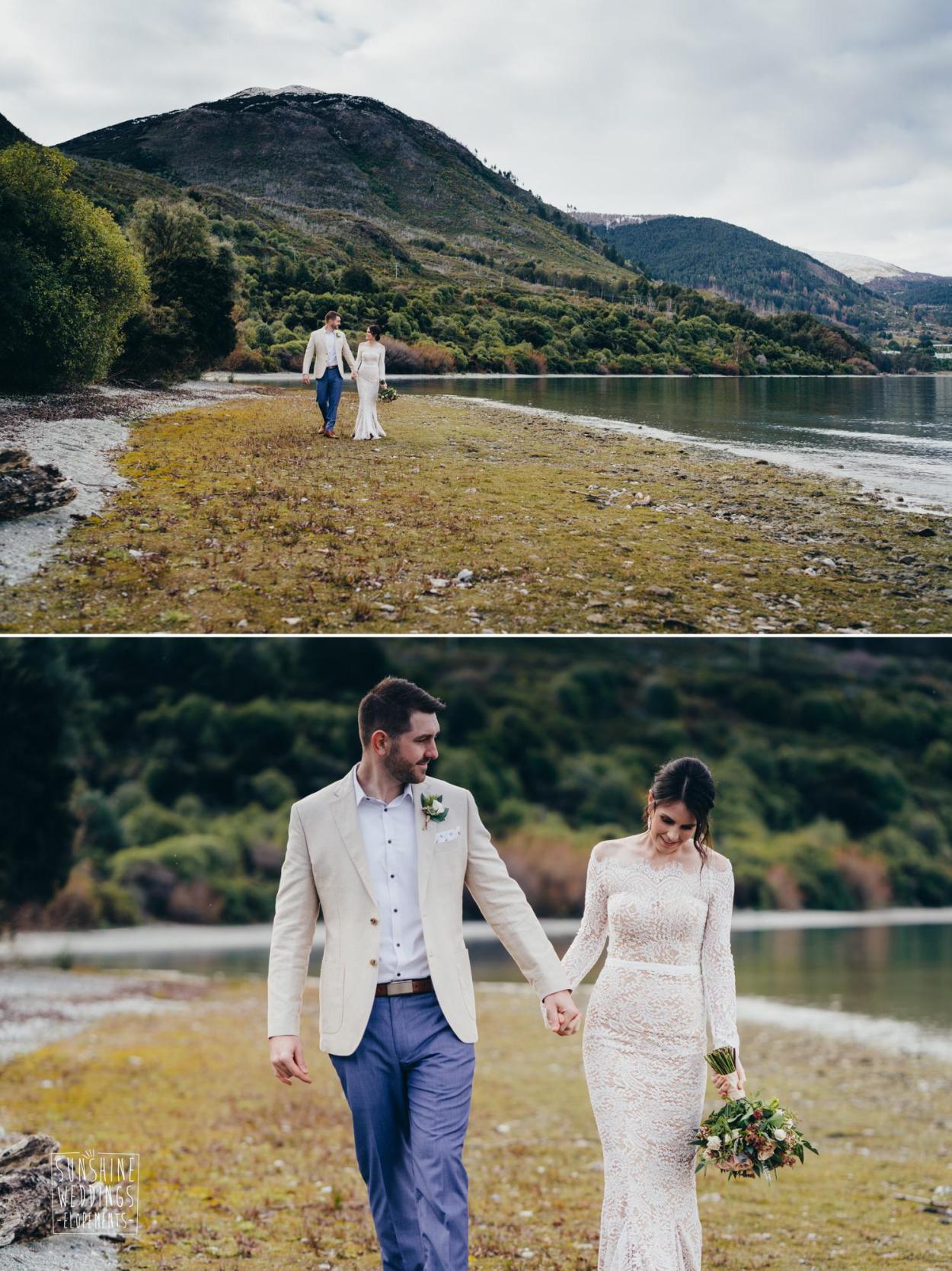 Wedding packages lake wakatipu