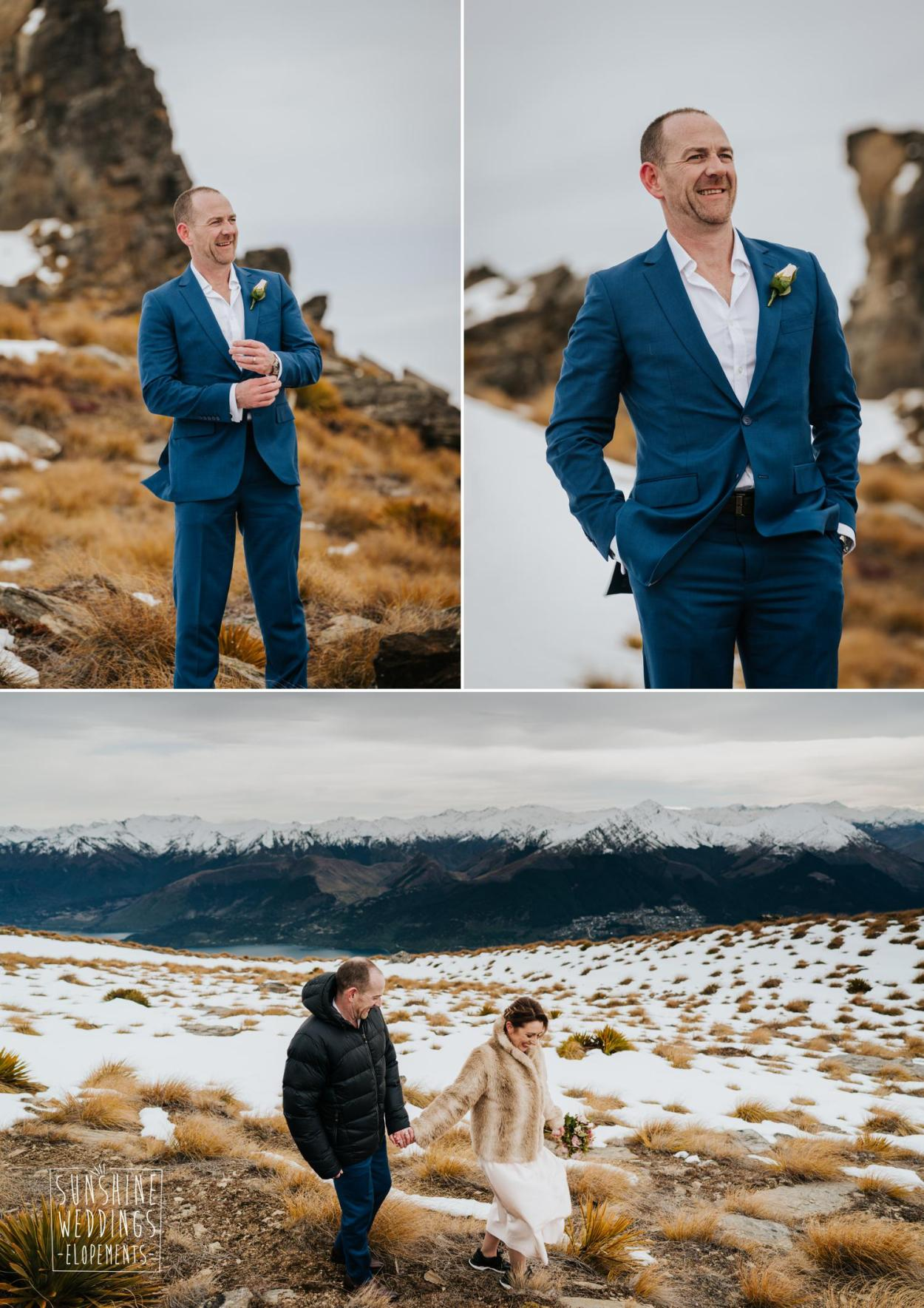 winter wedding NZ