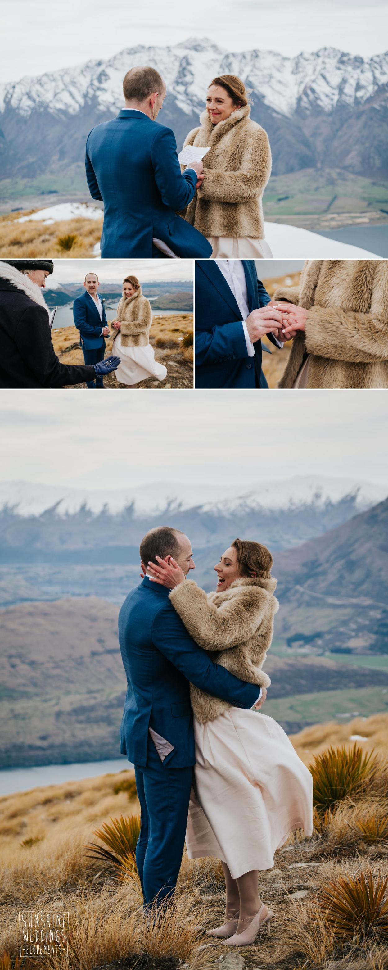 Wedding photographer Queenstown