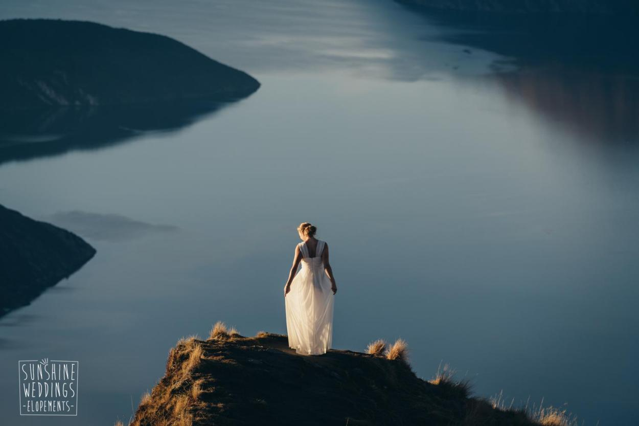 Bride Mt Roy Wanaka