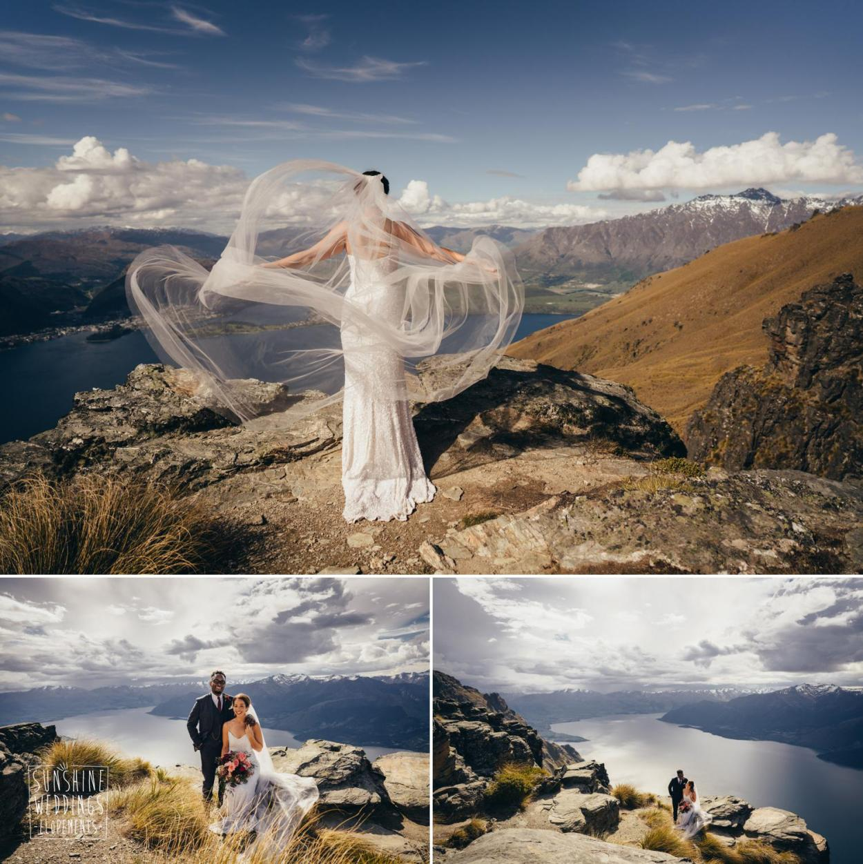 Mountain wedding planner Sunshine Weddings