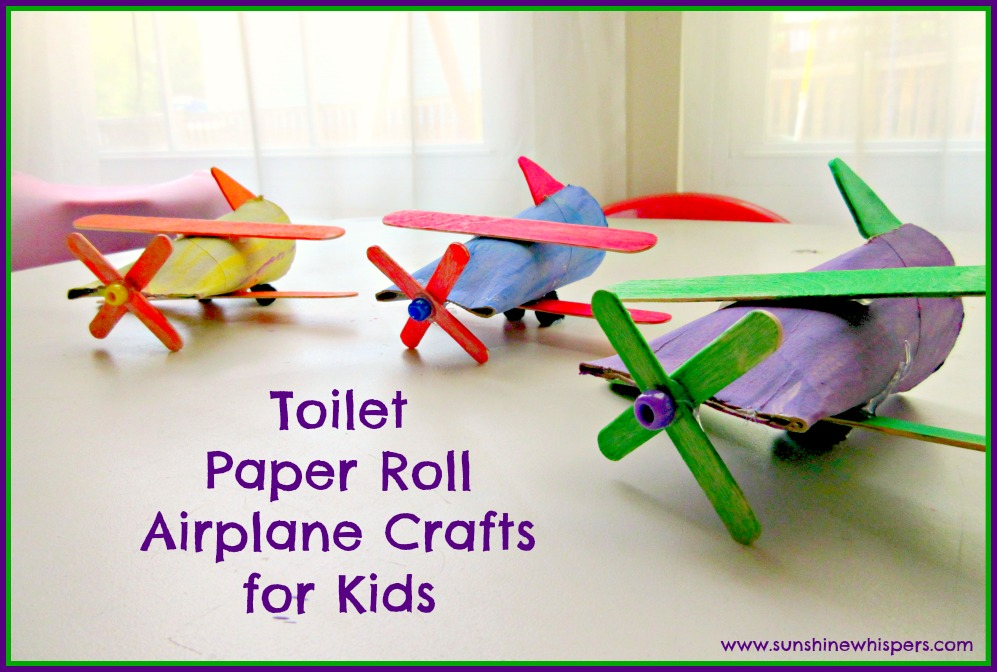 Easy Paper Crafts For  Year Olds