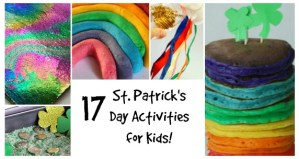 17 Super Fun St. Patrick's Day Activities for Kids!