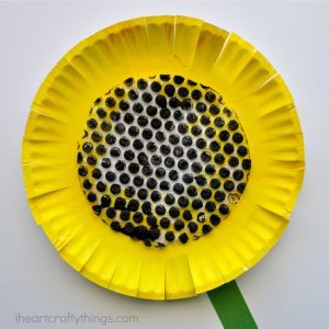 paper-plate-sunflower-sq_I heart crafty things