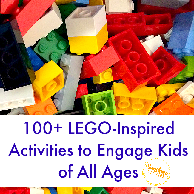 100+ LEGO-Inspired Activities to Engage Kids of All Ages