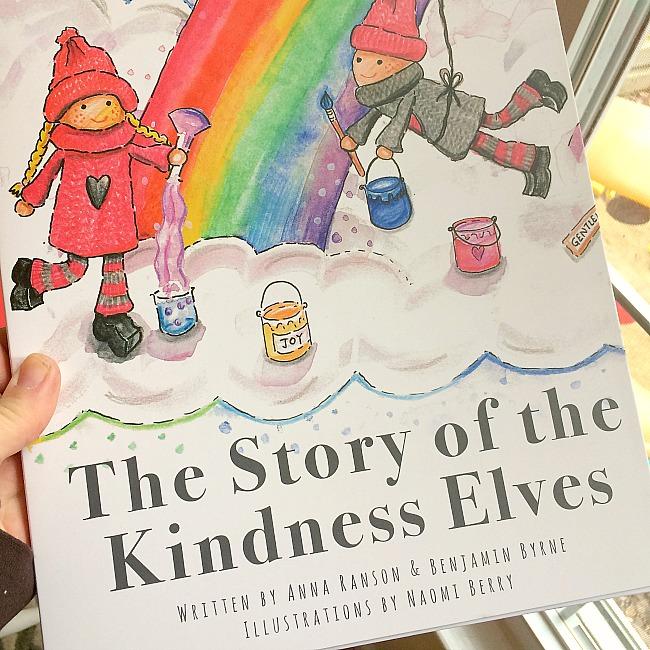 the kindness elves