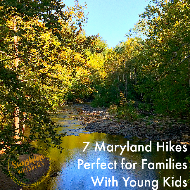 7 Maryland Hikes Perfect for Families With Young Kids