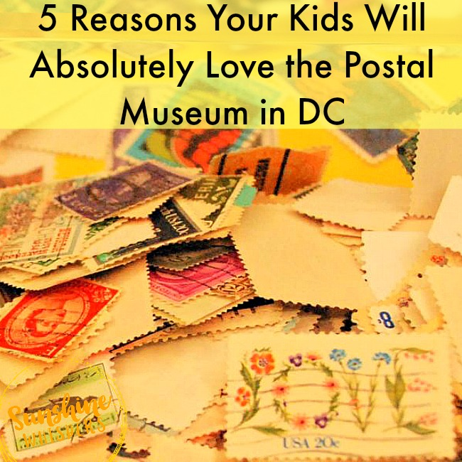 5 Reasons Your Kids Will Absolutely Love the Postal Museum in DC
