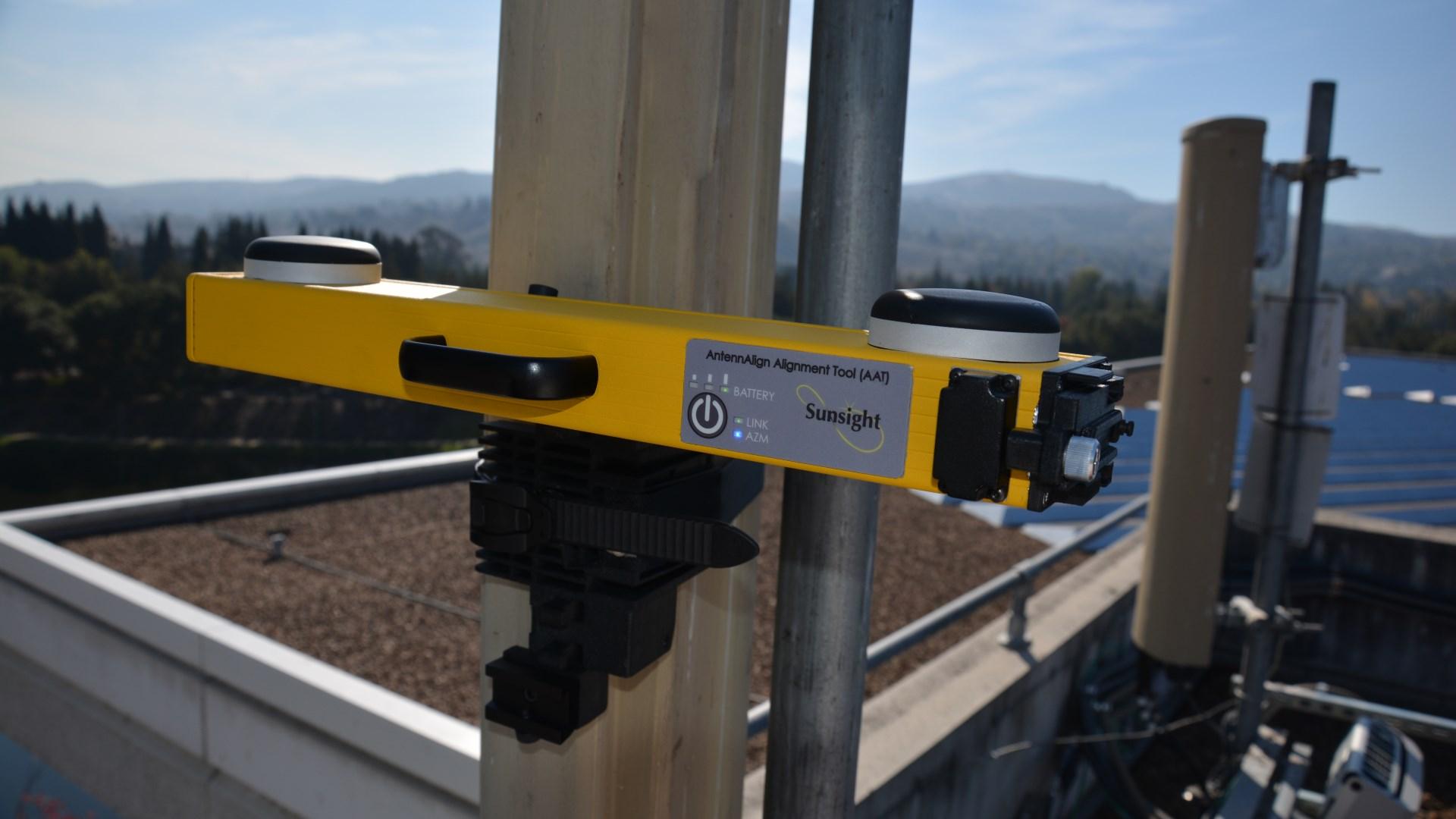 antenna alignment tool aat antenna