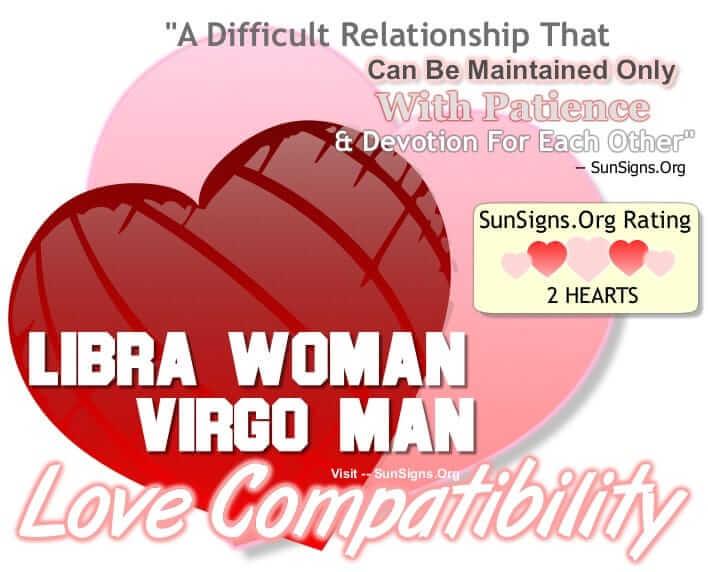 Virgo Man Virgo Woman Relationship