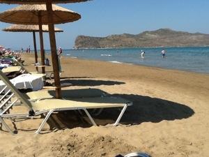 Kato Stalos på Kreta