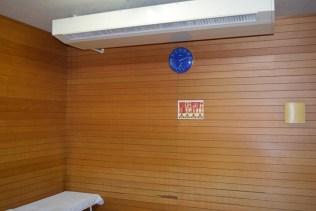 プール乾燥室