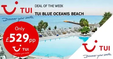 Indulge in an exclusive place of luxury. Tui Blue Oceanis Beach Kos Tui First Choice And Skytours From Sunstart