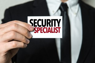 Image result for security specialist
