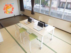 香川県高松市こどもITプログラミングものづくり教室サンステップ教室風景sunstep_room003_01