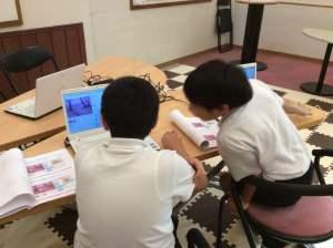 香川県高松市丸亀市こどもITプログラミング教室ならサンステップ!小学生中学生の習いごとsunstep_marugamefujiroom007