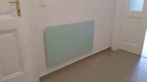 Glas Infrarotheizung