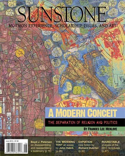 Sunstone Issue 167 (Sunstone Magazine)