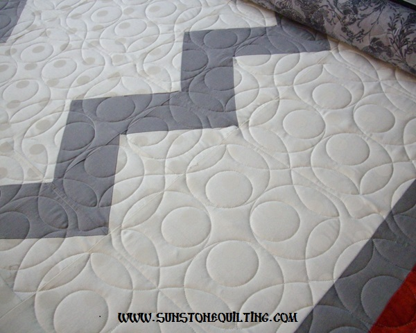 E2E NM Waterdrops on quilts