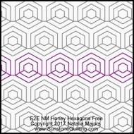 E2E NM Honey Hexagons Free (400x400)