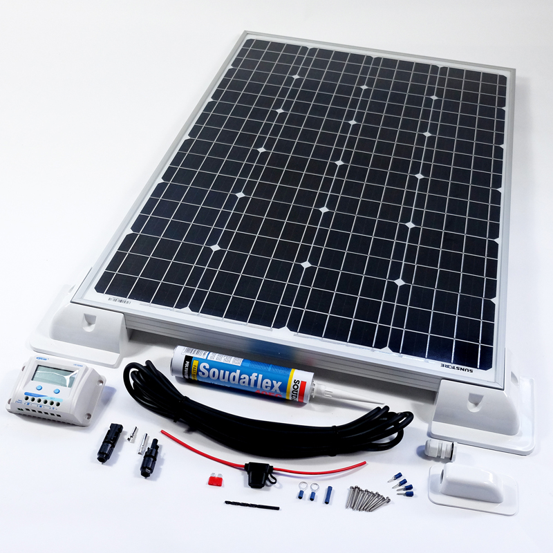 Marine Solar Panel Lights