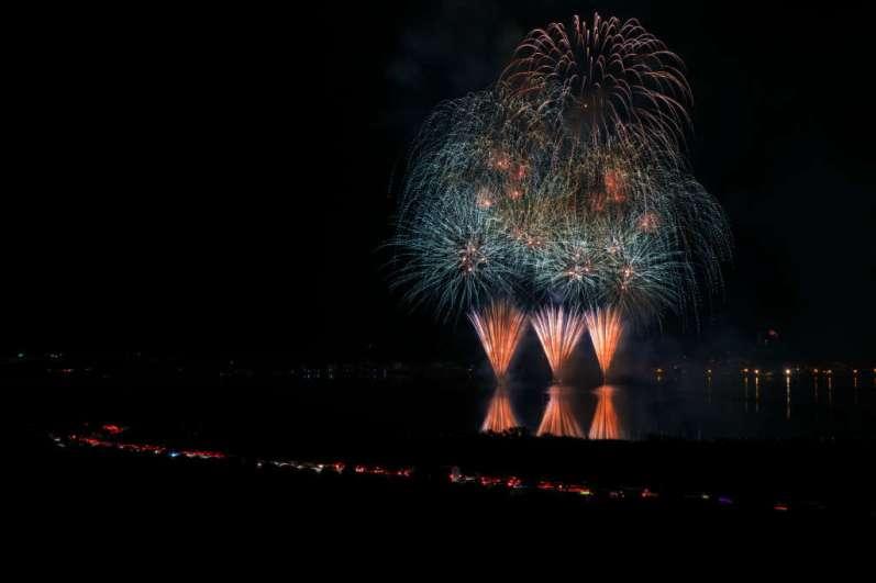 Fête Nationale à Gruissan Aude 14/07/2018