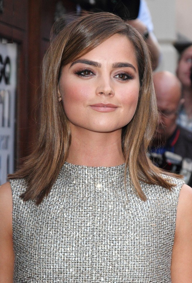 Jenna Coleman Hot Amp Spicy Navel In Bikini Photos Galleries
