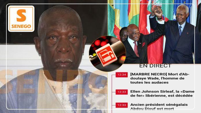 Elh Mansour Mbaye souhaite longue vie et santé de fer à Wade et Diouf (Senego TV)ParMangoné KA 17/11/2020 à 11:12