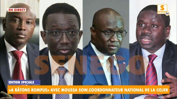 Moussa Sow : Mimi Touré, Amadou BA Ak ñi dès, Nañu gooré, Baña Melni Abdoul Mbaye (Senego-TV)ParCheikh Tidiane Kandé 06/11/2020 à 16:27