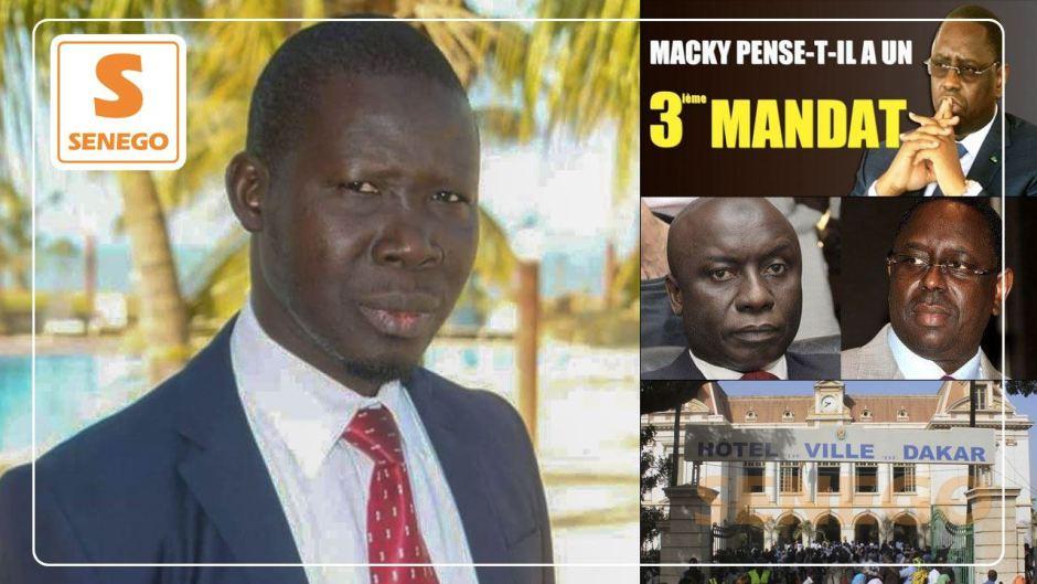 """En direct : """"A Bâtons Rompus"""" avec Dr Abdoul Aziz Mbodj, responsable politique au Rewmi (Senego-TV)ParAnkou Sodjago 21/12/2020 à 19:49"""