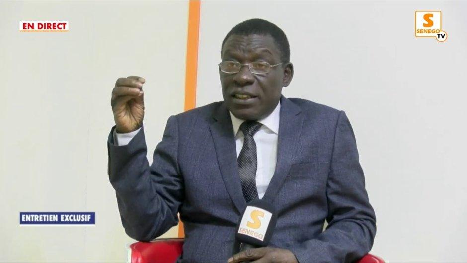 """Dialogue national : """"La leçon de Farba Senghor à Famara Ibrahima Sagna…"""" (Senego-TV)ParCheikh Tidiane Kandé 01/01/2021 à 14:58"""