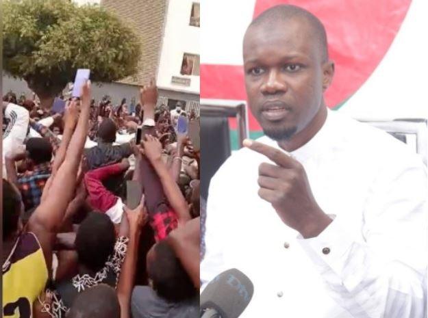 Ucad : Sonko chez les étudiants de Pastef, les mesures barrières violées (Vidéo)ParThierno Malick Ndiaye 18/02/2021 à 18:06