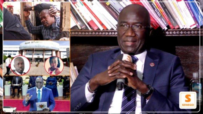 Guy Marius Sagna, Sonko, décès Thione Seck et 3e mandat : Me Moussa Sarr à coeur ouvert (Senego Tv)ParCheikh Tidiane Kandé 15/03/2021 à 20:37