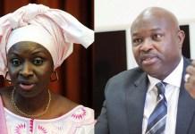 Rencontre au sommet: Que mijotent Mimi Touré et Alioune Badara Cissé ?