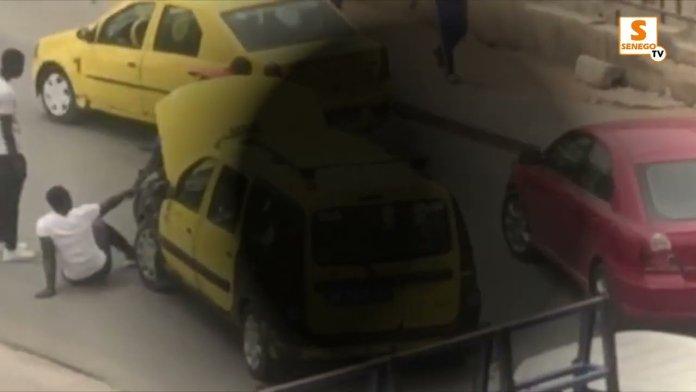 Fuyant la police, le motocycliste percute un taxi (Senego Tv)ParYamoussa Camara 07/06/2021 à 12:53