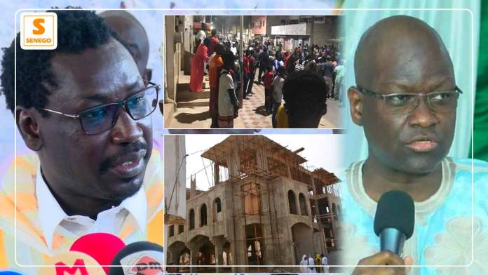"Mame Mbaye Laye : ""Macky mérénaniou ko trop, défoul dara à Yoff Layène"" (Senego TV)ParMangoné KA 28/06/2021 à 12:01"