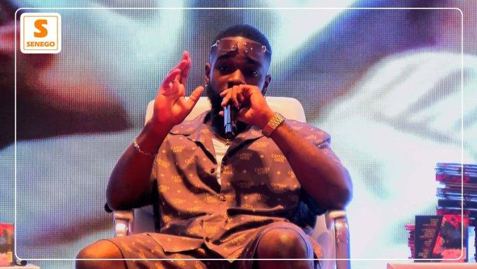 """Tayc : """"La lumière est sur moi, je suis une référence"""" (Senego TV)ParThierno Malick Ndiaye 16/07/2021 à 23:24"""