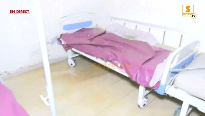 Inondations à Fass Mbao: Le centre de santé envahi par les eaux, les malades renvoyés…(Senego TV)ParMouhamed DIOUF 20/08/2021 à 22:03
