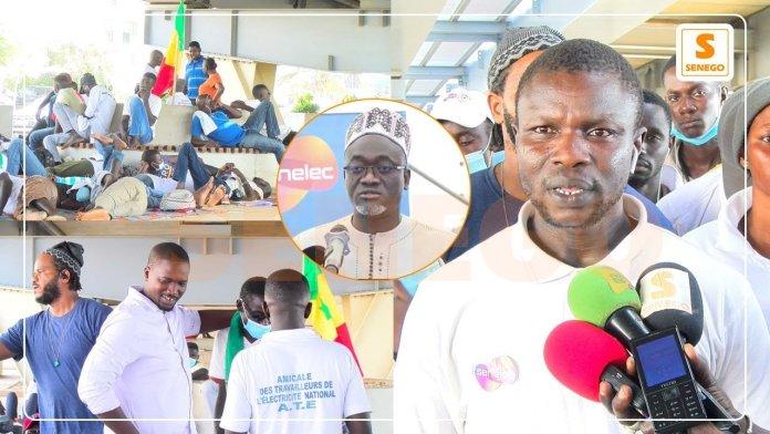 Grève de faim des travailleurs de l'électricité : Pape Demba Bitèye au banc des accusés (Senego-TV)ParCheikh Tidiane Kandé 11/10/2021 à 18:56