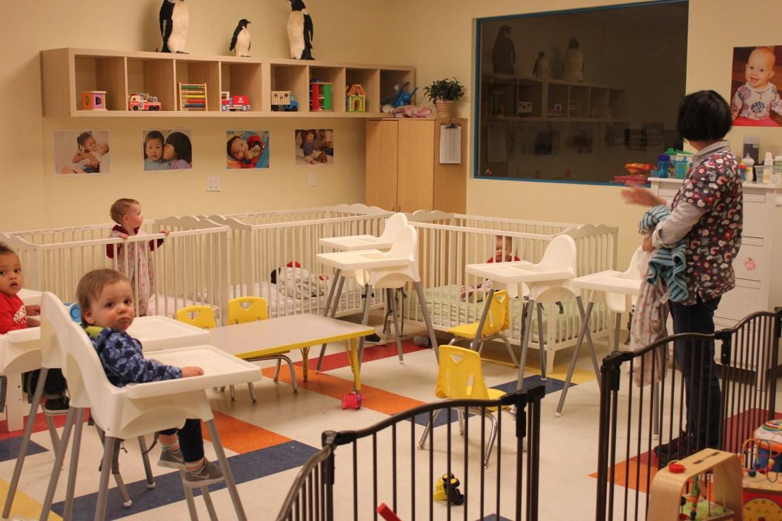 , Infant Care Campus