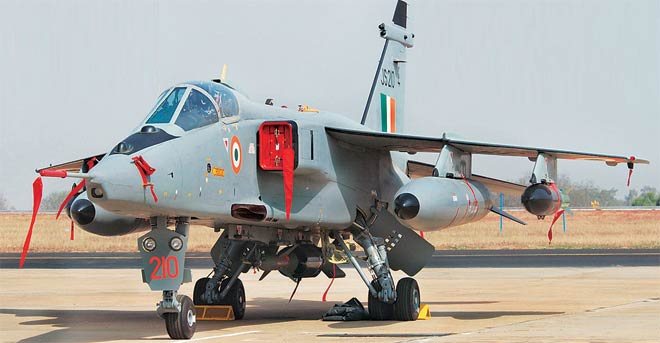 An Indian Air Force Jaguar fighter jet today crashed soon after it took off from the Jamnagar air base in Gujarat
