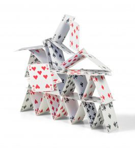 House of cards viable business success