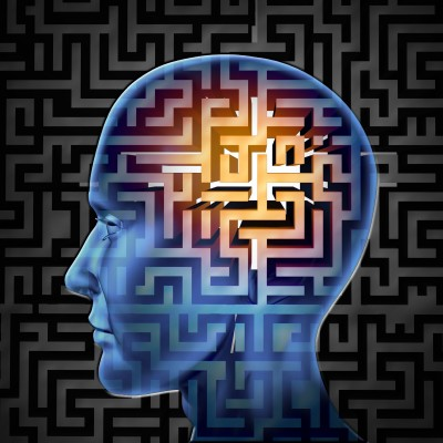 Brain maze complexity simplicity business solutions clients customers