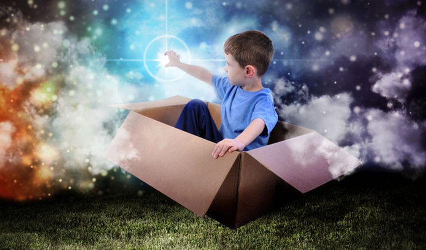 Imagination, Innovation and a Boy in Box
