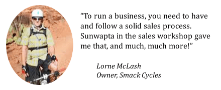 Testimonial from Lorne McLash