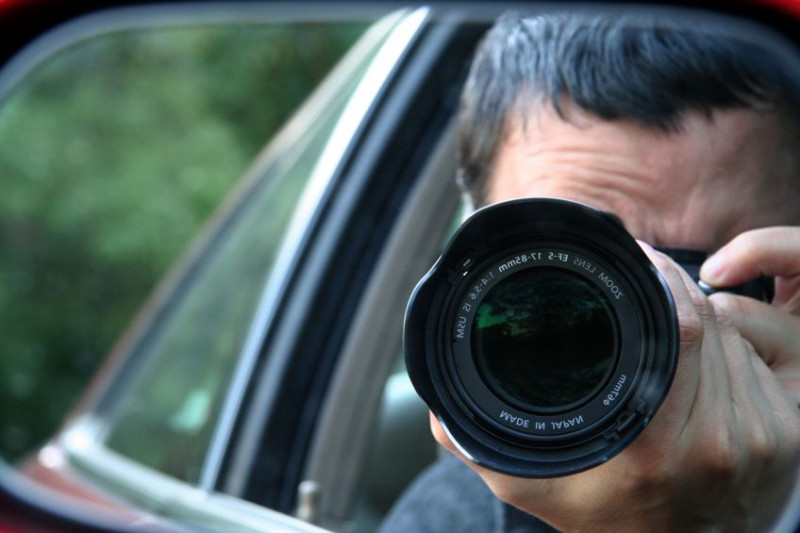 Spying on Marketing Secrets