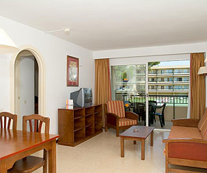 The Bellevue Apartments All Inclusive Are Situated In A Large Complex With Several Diffe Apartment Blocks On Bank Of Esperanza Lake